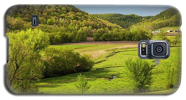 Bohemian Valley Galaxy S5 Case