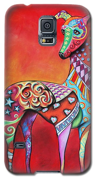 Italian Greyhound  Galaxy S5 Case