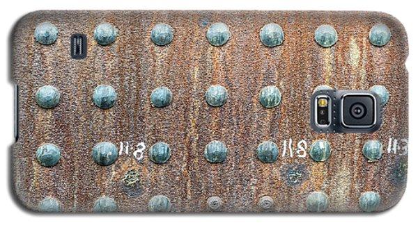 Boiler Rivets Galaxy S5 Case