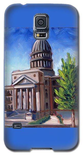 Boise Capitol Building 01 Galaxy S5 Case