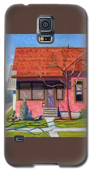 Boise Ridenbaugh St 02 Galaxy S5 Case