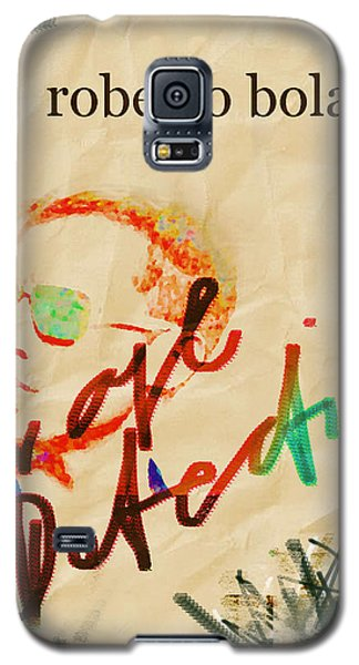 Bolano Savage Detectives Poster 2 Galaxy S5 Case