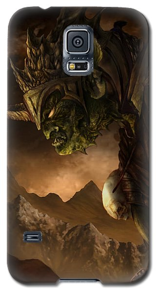 Bolg The Goblin King Galaxy S5 Case by Curtiss Shaffer