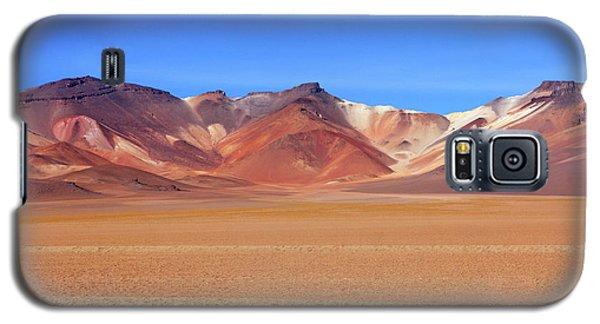 Galaxy S5 Case featuring the photograph Bolivian Altiplano  by Aidan Moran
