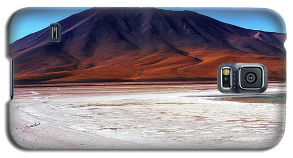Galaxy S5 Case featuring the photograph Bolivian Altiplano, South America by Aidan Moran