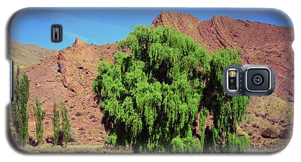 Bolivian Landscape  Galaxy S5 Case