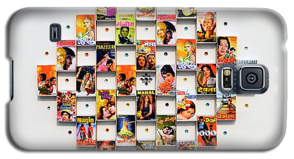 Bollywood On A Mathbox 2 Galaxy S5 Case