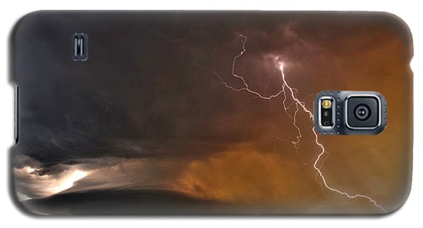 Bolt From The Heavens. Galaxy S5 Case
