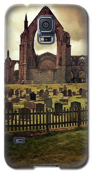 Bolton Abbey At Sunset Galaxy S5 Case by Jaroslaw Blaminsky
