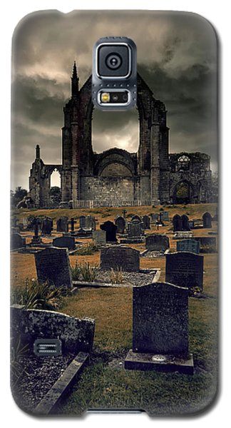 Bolton Abbey In The Stormy Weather Galaxy S5 Case by Jaroslaw Blaminsky
