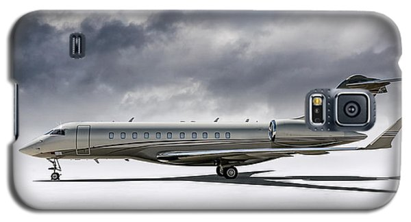 Bombardier Global 5000 Galaxy S5 Case