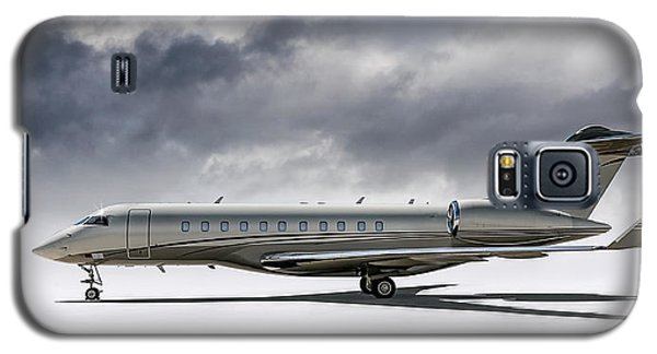 Jet Galaxy S5 Case - Bombardier Global 5000 by Douglas Pittman