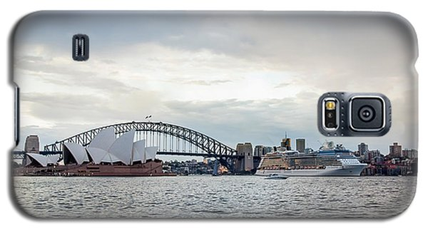 Bon Voyage Galaxy S5 Case