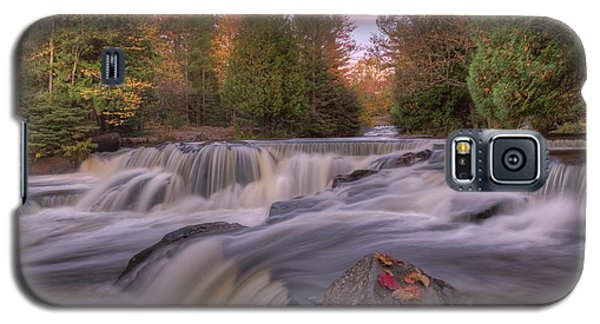 Bond Falls Sunset Galaxy S5 Case