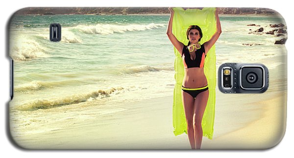 Bond Girl Laguna Beach Galaxy S5 Case