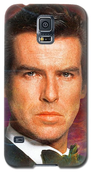 Bond - James Bond 5 Galaxy S5 Case