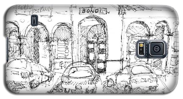Bondi Beach Pavillion Galaxy S5 Case