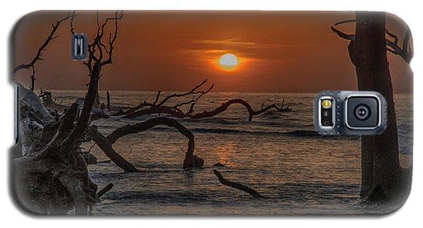 Boneyard Beach Galaxy S5 Case