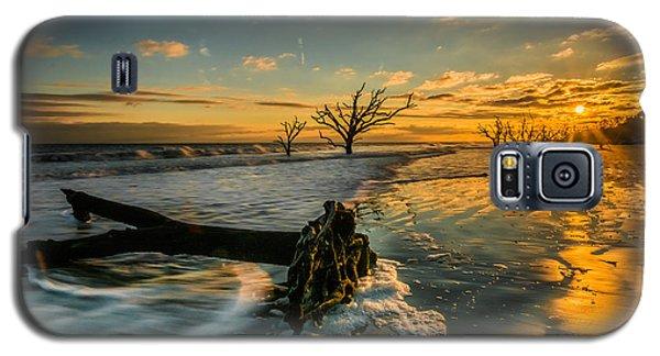 Boneyard Sunset Galaxy S5 Case