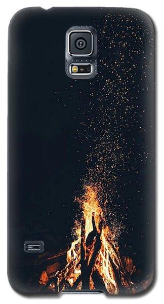 Bonfire Galaxy S5 Case
