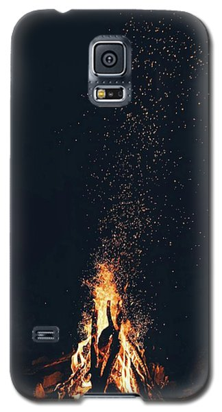 Bonfire Galaxy S5 Case