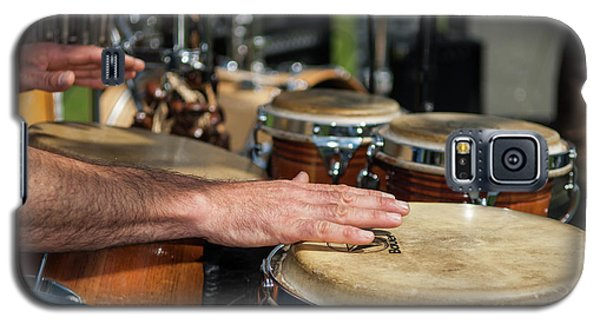 Bongo Hand Drums Galaxy S5 Case