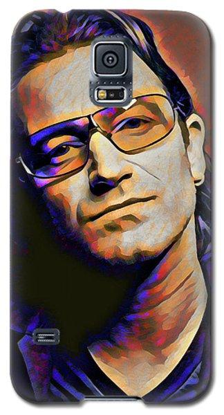 Bono Galaxy S5 Case by Gary Grayson