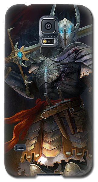 Book Cover Galaxy S5 Case