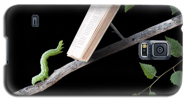 Book Worm Galaxy S5 Case