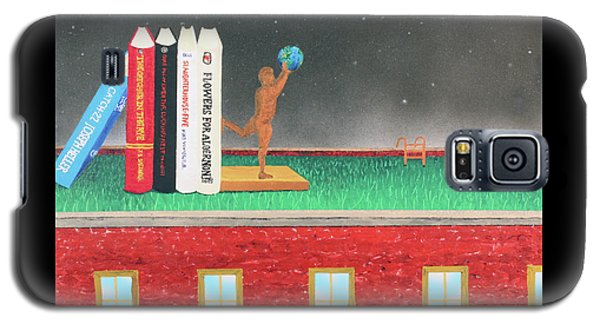 Books Of Knowledge Galaxy S5 Case