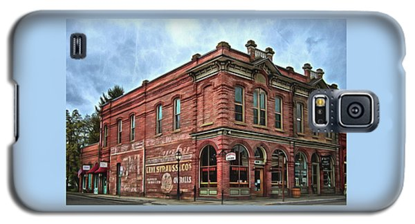 Boomtown Saloon Jacksonville Oregon Galaxy S5 Case