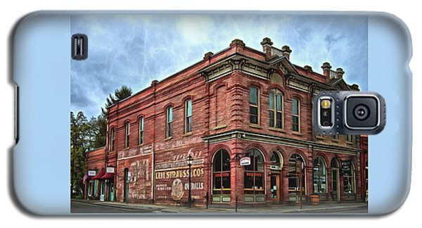 Boomtown Saloon Jacksonville Oregon Usa Galaxy S5 Case
