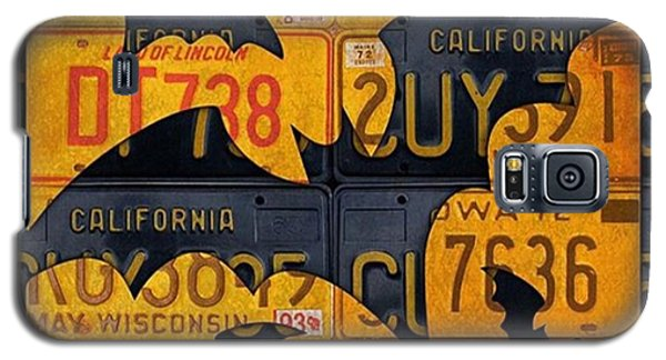 Holiday Galaxy S5 Case - #boo  @fineartamerica #licenseplates by Design Turnpike