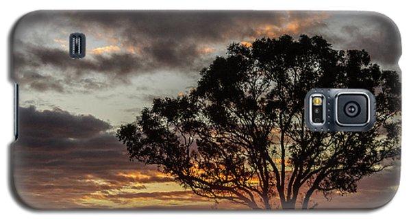 Boorowa Sunset Galaxy S5 Case