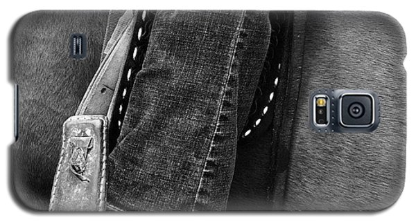 Professional Galaxy S5 Case - Boot Stubble   by Steven Digman