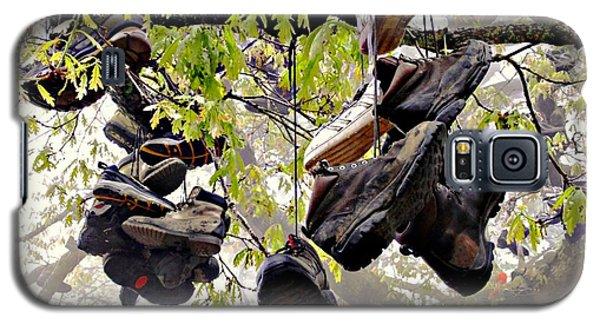 Boot Tree At Neels Gap Galaxy S5 Case