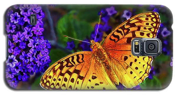 Boothbay Butterfly Galaxy S5 Case