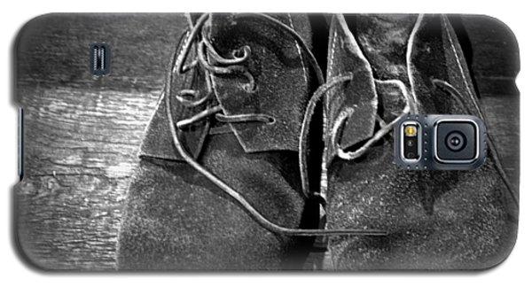 Boots Galaxy S5 Case by Joseph Skompski