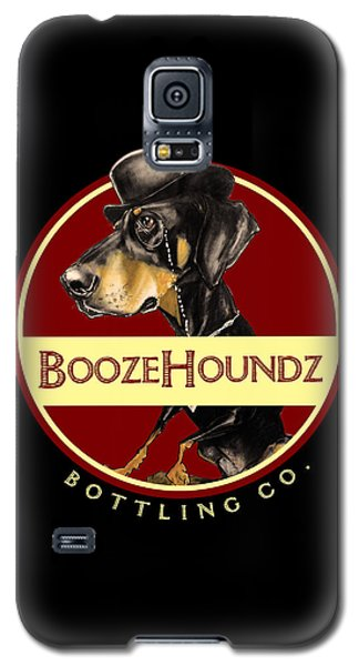 Boozehoundz Bottling Co. Galaxy S5 Case