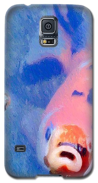 Galaxy S5 Case featuring the photograph Bop by Heidi Smith