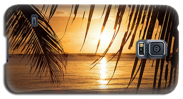 Boracay Philippians 5 Galaxy S5 Case by Mark Ashkenazi