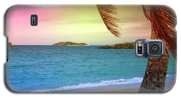 Boracay Philippians 6 Galaxy S5 Case by Mark Ashkenazi