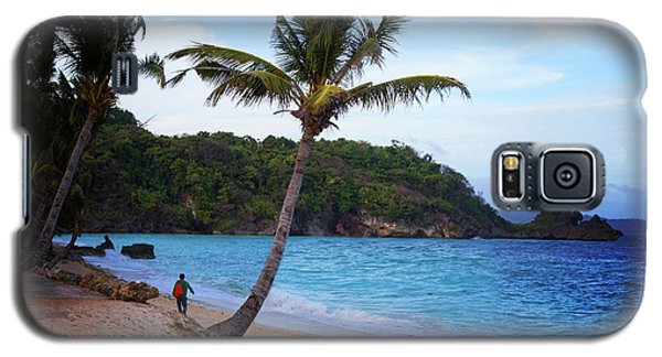 Boracay Philippians Galaxy S5 Case by Mark Ashkenazi