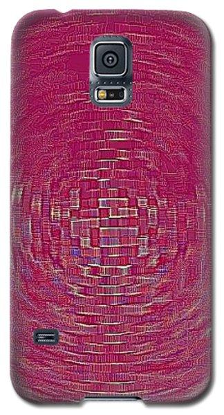 Galaxy S5 Case - Bordeaux by Orphelia Aristal