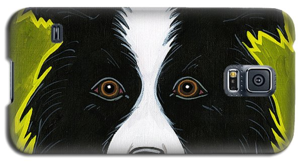 Border Collie Galaxy S5 Case