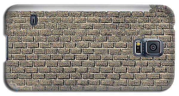 Border Wall Galaxy S5 Case