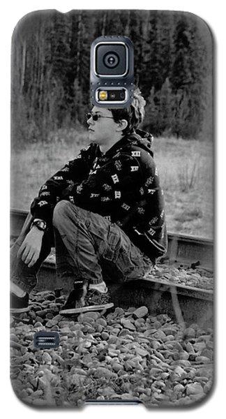 Galaxy S5 Case featuring the photograph Boredom by Tara Lynn