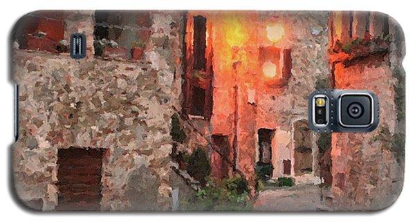 Borgo Medievale Galaxy S5 Case