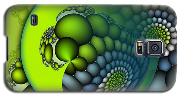 Born To Be Green Galaxy S5 Case