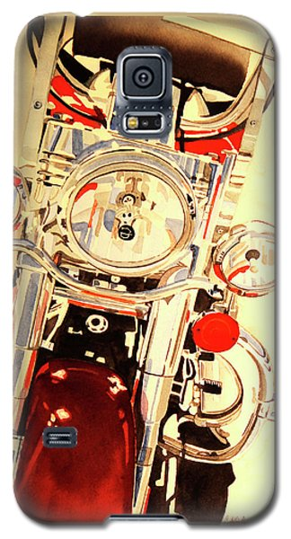 Born To Be Wild Galaxy S5 Case by Cynthia Powell